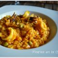 Arroz Caldoso con Chopitos