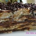 Tarta de Chocolate y Galletas, ¡ la de toda la[...]