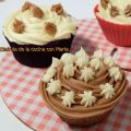 Cupcakes de chocolate con buttercream de[...]