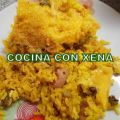 Arroz en costra en Turbo Cecofry