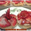 Tortitas de Fresas con Chocolate Blanco[...]