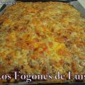 PIZZA BOLOÑESA