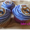Cupcakes del Real Madrid