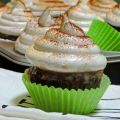 Cupcakes de chocolate con merengue (receta de[...]