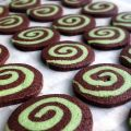 Galletas de Chocolate en espiral