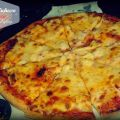 Pizza Delicheese Telepizza #ViernesNochedePizza