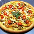 Pizza al curry