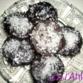 Galletas con chocolate y coco