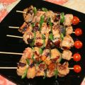 BROCHETAS DE RAPE