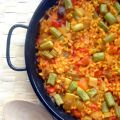 [whole kitchen] arroz con vegetales al horno en[...]