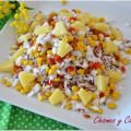 Ensalada de arroz Tropical