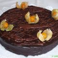 TARTA DE CHOCOLATE casi SACHER