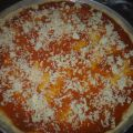 Pizza de fiambres