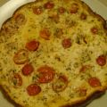 QUICHE DE TOMATITOS CHERRY