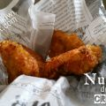 Nuggets de pollo crunchy