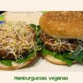 Hamburguesa vegetal