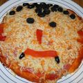 PIZZA DE HALLOWEEN (THERMOMIX)