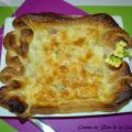 QUICHE DE VERDURAS Y BACON