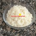 ARROZ BLANCO DE GUARNICIÓN EN THERMOMIX
