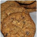 Galletas con chocolate y frutos secos en[...]