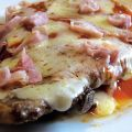 Pizza de filete