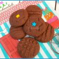 Galletas 3, 2, 1 con chocolate.