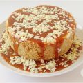 TARTA DE QUESO Y TOFFEE - TOFFEE CHEESECAKE