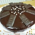 Bizcocho de Chocolate y After Eight (Menta y[...]